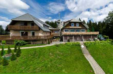 Berggasthof im Schwarzwald mit  Grundstück für Hotelneubau