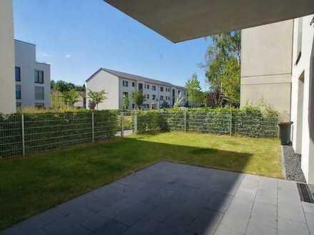 Ihre neue Wohnung im NEUBAU mit großer Terrasse und eigenem Garten, zum 01.10.2020!