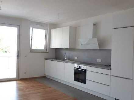 2-Zimmer-Wohnung mit Balkon und Einbauküche in Schopfheim