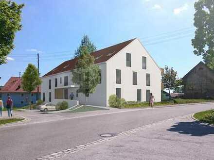 """""""Wohnen am Stadel"""" 3-Zimmer Wohnung in Stetten"""