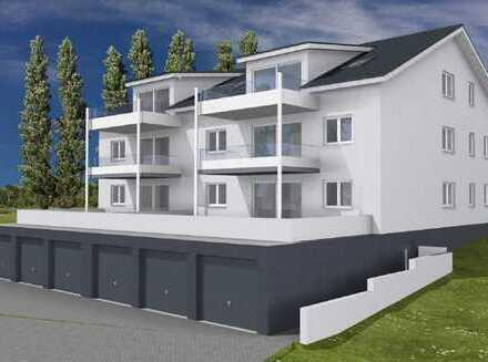 Erstbezug mit Einbauküche und Balkon: schöne 4-Zimmer-Wohnung in Bad Wurzach