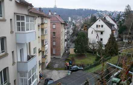 Sanierte 4 Zimmer Wohnung in Stuttgart Ost von Privat