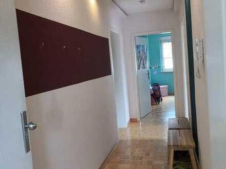 4-Zimmer-Wohnung mit Balkon und Einbauküche in Wallhausen