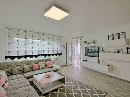 Moderne 3,5-Zimmer-Wohnung mit Weitblick