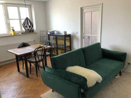 Sanierte 2,5 Zimmer-Wohnung mit Einbauküche in Regensburg