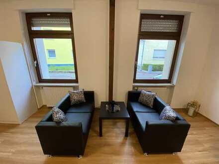 Erstbezug nach Sanierung- Einzimmer Wohnung