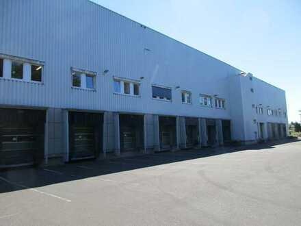 Flexible Logistik- oder Lagerfläche mit LKW Andienung ab 400 qm 1.OG
