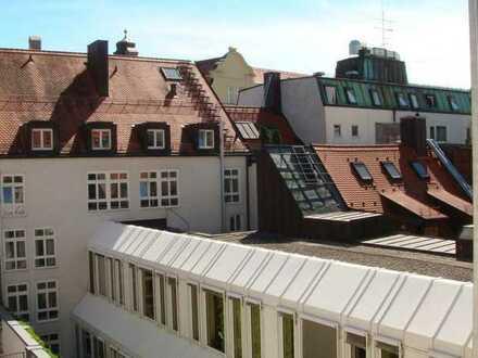 möbliertes modernes App. in Top-Lage, nähe Marienplatz