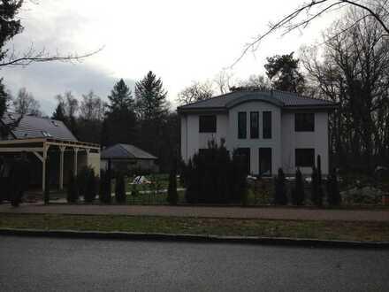 Schöne 4 Zi. Wohnung in moderner Villa in Bad Saarow, Karl-Marx-Damm, direkt am See