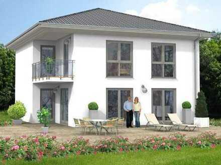 Individuell planbare Stadthausvilla in freundlicher Lage