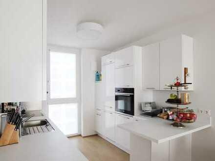 Große, helle 4-Zimmer-Wohnung am Domagkpark