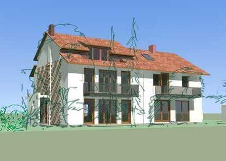 Zentrale Lage Aubing -Traumhafte moderne DHH mit Baugenehmigung. Massiv- Zigelbauweise +Grundstück.