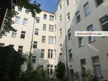 IMMOBERLIN: Hell & Ruhig! Vermietete Altbauwohnung in exzellenter Stadtlage