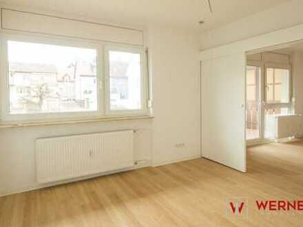 3D-Immobilie:*Helle, großzügige 3-Zimmerwohnung mit überdachtem Balkon*