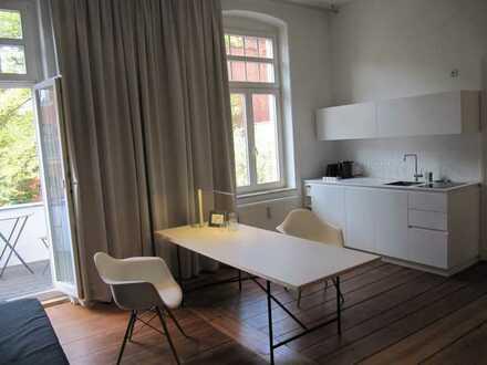 Schöne, geräumige ein Zimmer Wohnung in Potsdam, Nauener Vorstadt
