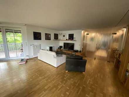 Wohnung in zentraler Lage von Sigmaringen und trotzdem im Grünen
