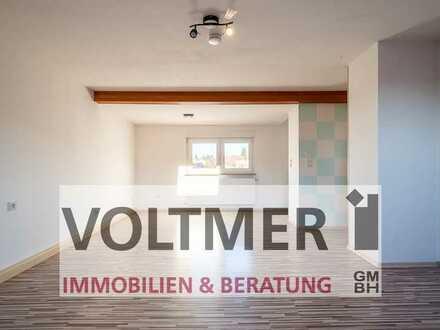 UNSCHLAGBAR - helle 2-Zimmer-Dachgeschosswohnung in Wiebelskirchen!