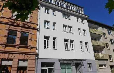 Vermietete Praxiseinheit mit zwei Räumen in gefragter Lage der Weststadt