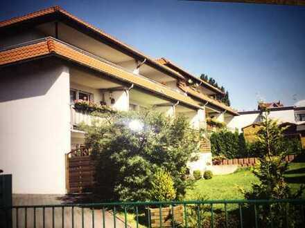 Teilmöbliertes, vollständig renoviertes Appartement mit Terrasse in Fröndenberg/Ruhr
