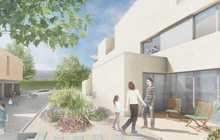 4 Zimmer Reihenhaus in Hohbuch Neubau