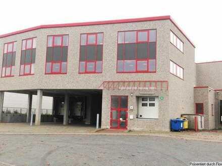 Hallen-, Büro-, und ehem. Laborflächen nahe der Autobahn A 1 in Barsbüttel