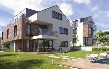 4 Zimmer ETW mit Garten auf der Marienhöhe / Villenkolonie