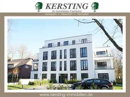 Krefeld Stadtwald - DIE Adresse! Exklusive Neubauwohnung mit Bestausstattung und schönem Balkon!