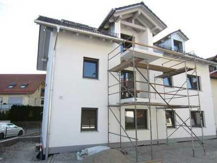 Neubau-Erstbezug: Attraktive 3-Zimmer-Wohnung mit gehobener Ausstattung in Erding