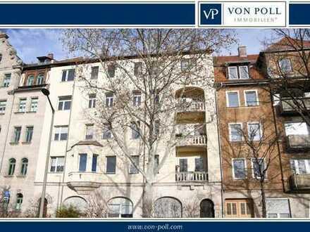Hornschuchpromenade - 3-Zimmer-Altbauwohnung Erstbezug nach Renovierung