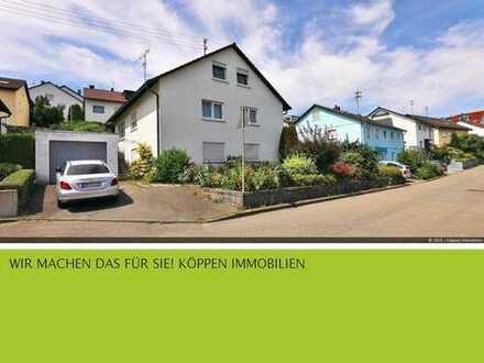 2-3-FAM.-HAUS SOFORT FREI in schöner Aussichtslage, Leutenbach-Weiler z. Stein - 54 m²/99 m²/60 m²