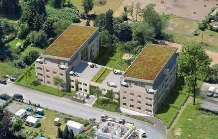 Neubau mit über 100 qm Dachterrasse
