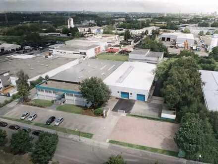 Industrie-Immobilie zentral in Do-Oberdorstfeld!