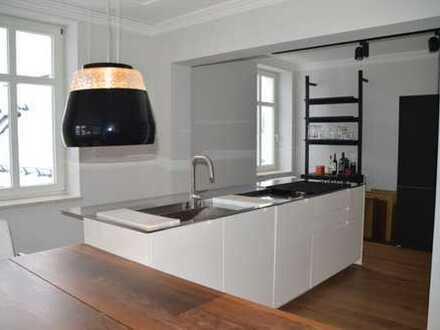 Erstbezug nach hochwertiger Sanierung 4-Zimmer Wohnung in Brand-Erbisdorf