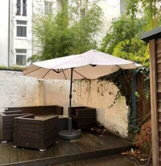 Schöne Terrassenwohnung, ruhig aber doch zentral *provisionsfrei*