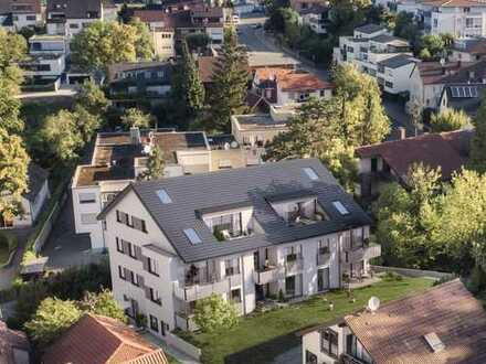 Helle 3-Zimmer-Wohnung im 2. OG mit Balkon (Whg. 8)