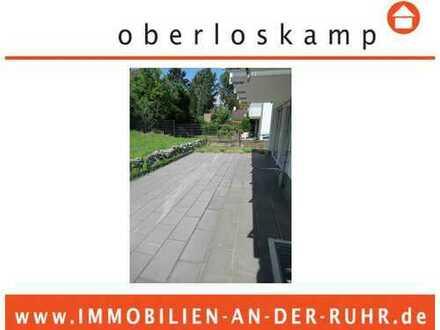 Gehobene Neubau-Wohnung zum Erstbezug mit Terrasse und Garage!