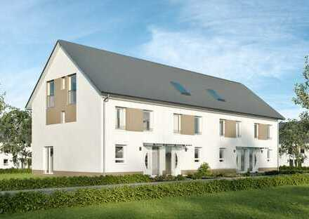NEU*Tolles REIHENECKHAUS im schönen Frankfurt-Harheim inkl. Grundstück & Terrasse für FAMILIEN! *
