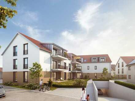 Traumhafte 3-Zi. Wohnung in Heitersheim