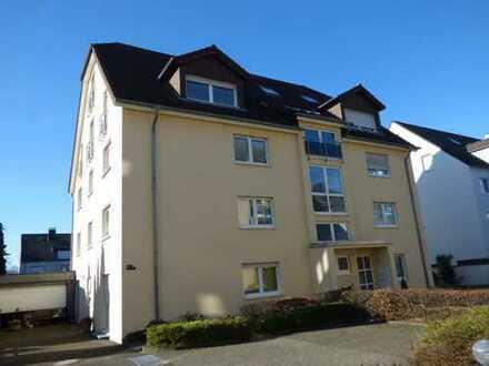 Vermietete 3-Zimmer-Wohnung mit Balkon und Tiefgaragenstellplatz als sichere Kapitalanlage