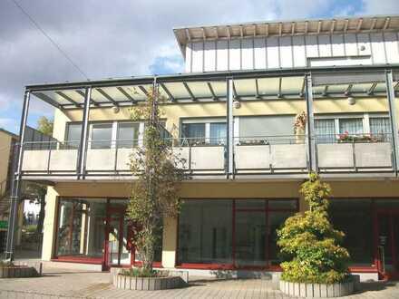 2-Raumwohnung mit Balkon in Rabenstein