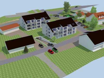 Neubauwohnung in verkehrsgünstiger Lage mit Tiefgarage und Lift