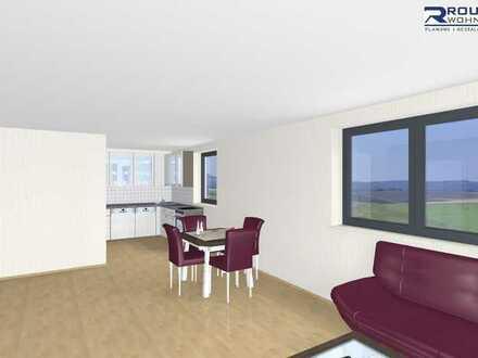 Wohnung mit attraktiver Aussicht - WNG Nr. 4 OG