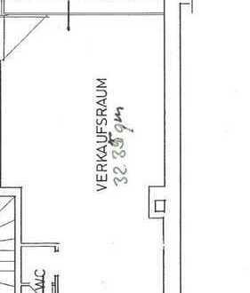 NEU*33 qm Gewerbe-Fläche mit Schaufenster*KEINE Gastro!*Toplage Berger Straße/ Merianplatz!