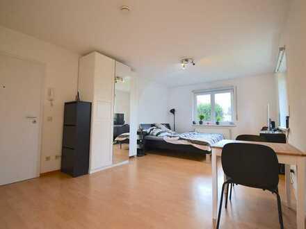 Ruhige, gepflegte 1-Zimmer-Wg. mit Gartenzuggang und Einbaubauküche in Landau in der Pfalz