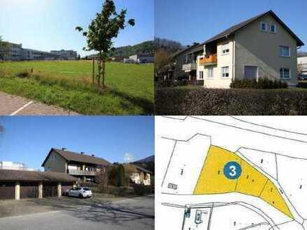 Interessantes Grundstückpaket - 2 MFH + Gewerbegrst. + Wald