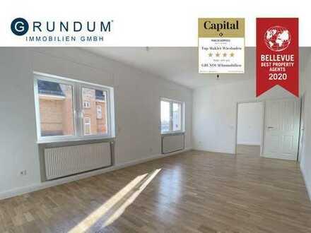 Elegante & sonnenverwöhnte Wohnung in zentraler und beliebter Lage von Mainz-Kastel