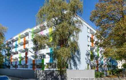 Ihre neue Kapitalanlage: Vermietete 2-Zimmer plus XL-Balkon (K-81373-Bod6)