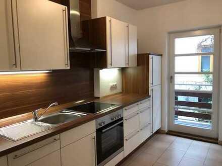 Exklusive, 2-Zimmer-Wohnung mit Balkon in Findorff