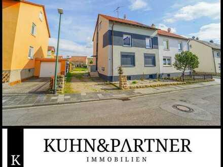 Bad - Dürkheim| Äußerst geräumiges 7-Zimmer Familienhaus mit viel Platz für alle