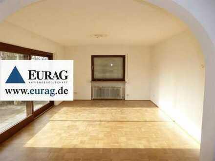 Wendelstein: Freistehendes EFH (4 Zi.), EBK, Garten, 3 Garagen, Werkstatt opt.